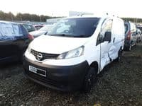 Nissan NV200 Parts | Nissan NV200 Breakers | VehicleWise